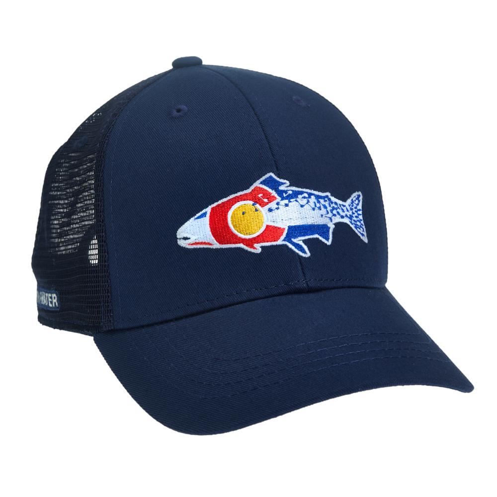 CO Flag Trout Hat